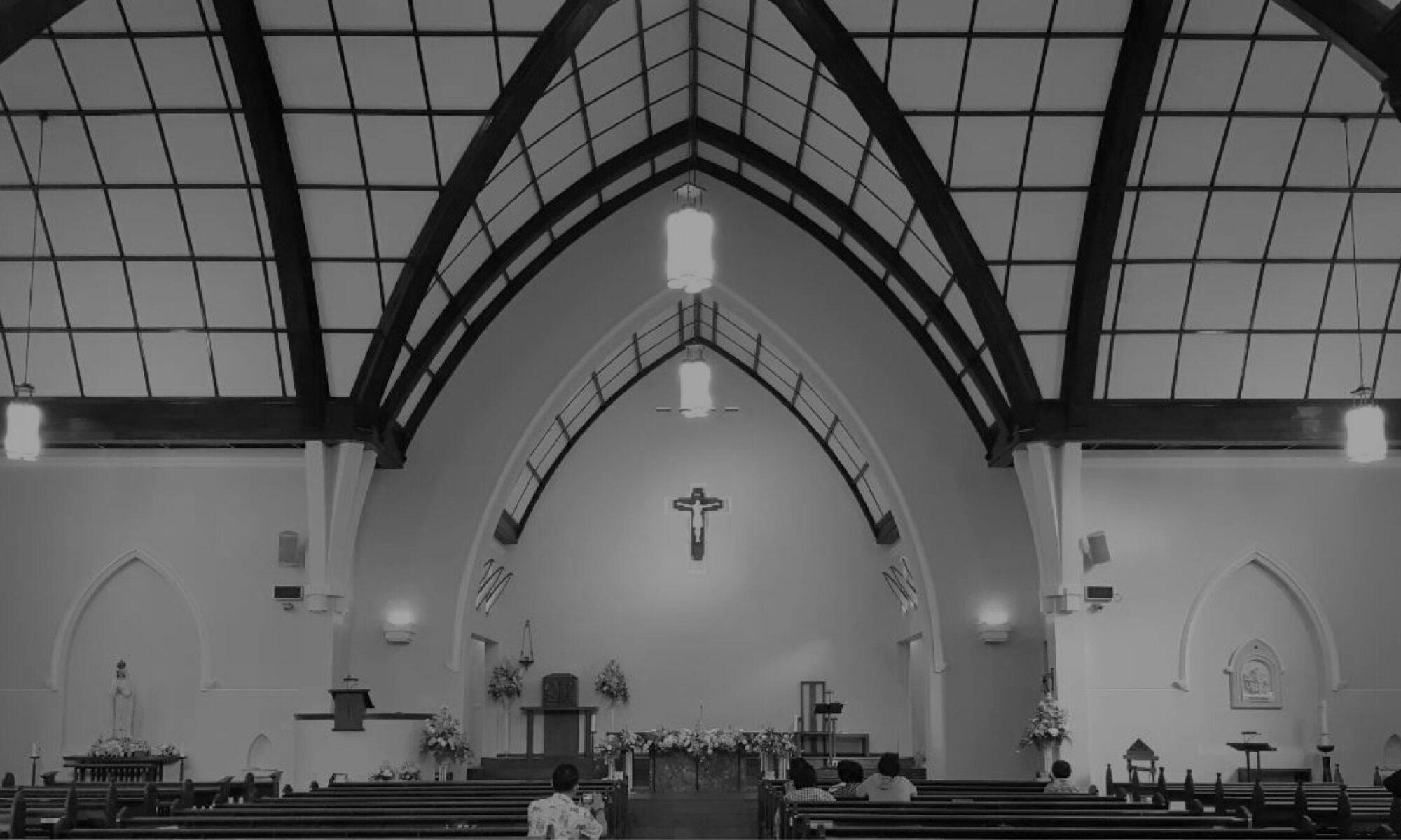 Paroki Bunda Tujuh Kedukaan (Pandu)